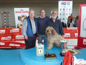 Ch.Sur de Sierra Alhamilla. BIS Exposición Monográfica PAE en Almería. 7-8 abril 2012